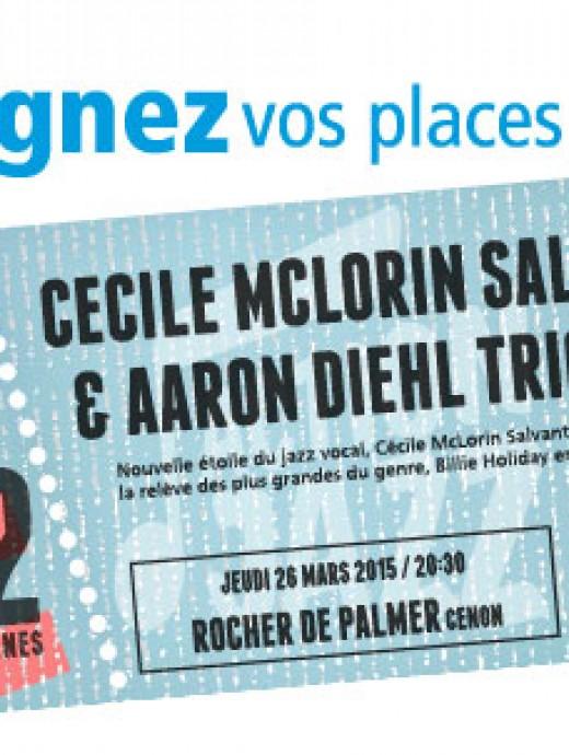 Invitation pour Cécile McLorin