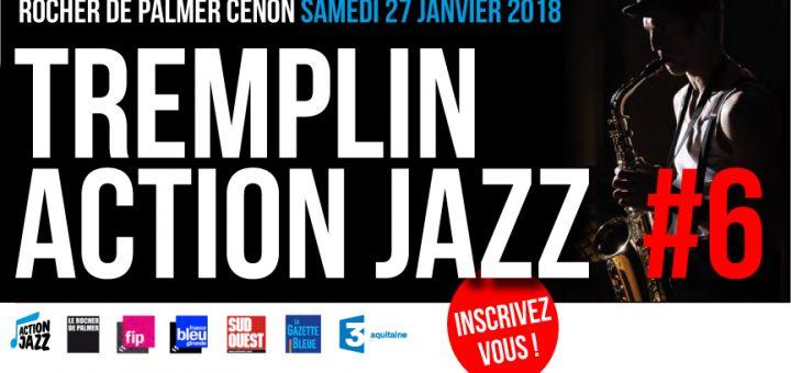 Tremplin Action Jazz 2017