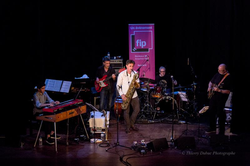 Jazz à Caudéran, jour #3 : Capucine / Eric Séva «Body & Blues»