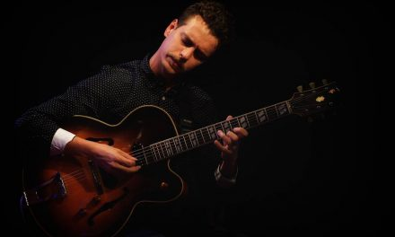 Michael VALEANU, guitariste jazz