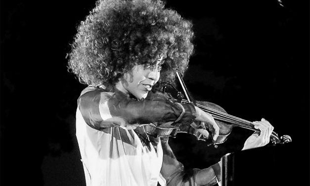 Yilian CANIZARES, l'envolée d'une femme et de son violon.